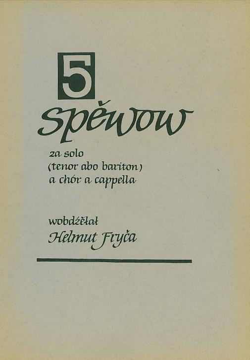 5 spěwow (L)