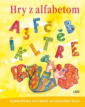 Hry z alfabetom. Lernsoftware für die Grundschule