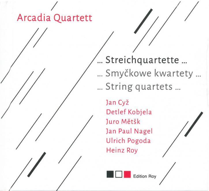 CD-Buch Streichquartette