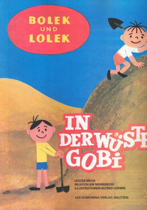 (A) Bolek und Lolek in der Wüste Gobi