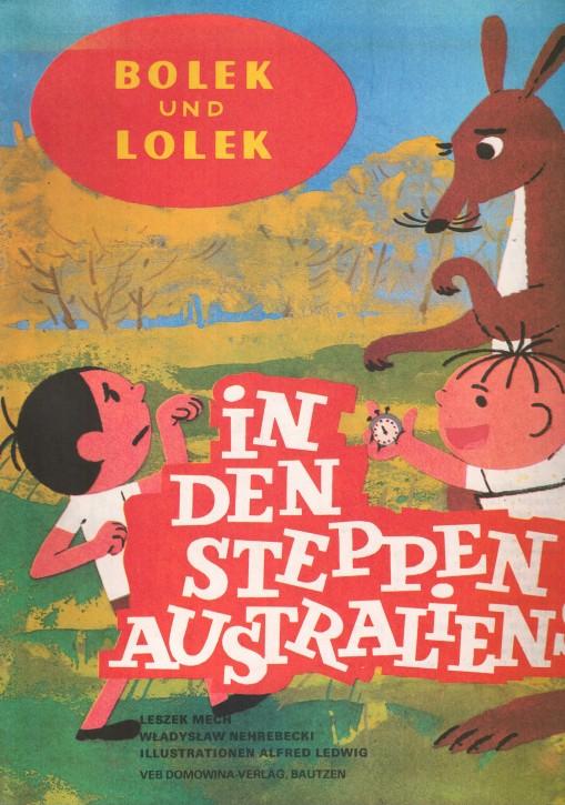 (A) Bolek und Lolek in den Steppen Australiens