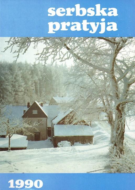 (A) Serbska Pratyja 1990