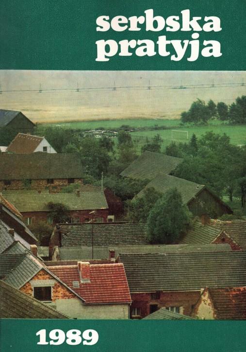 (A) Serbska Pratyja 1989