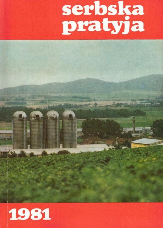 (A) Serbska Pratyja 1981