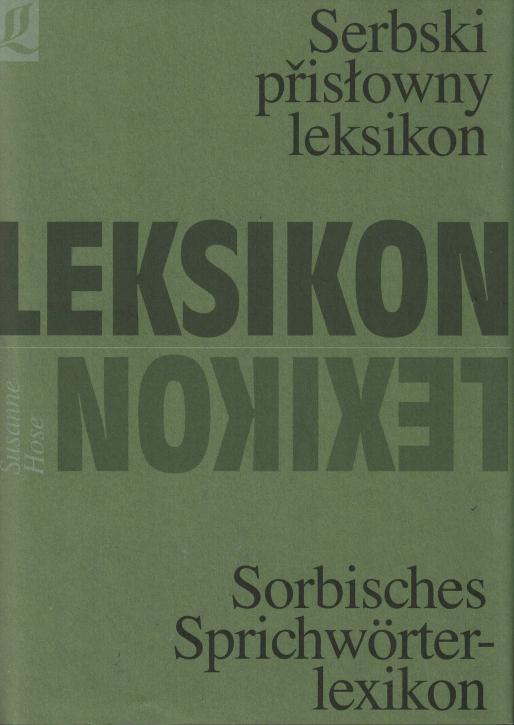 (A) Sorbisches Sprichwörterlexikon