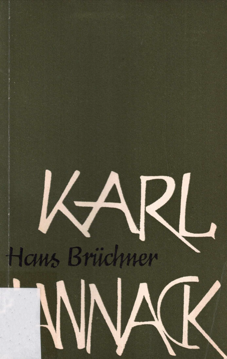 (A) Karl Jannack