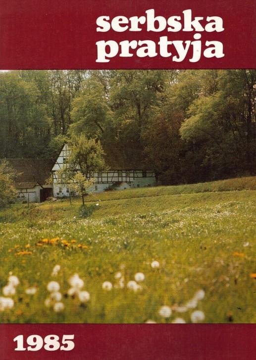 (A) Serbska Pratyja 1985