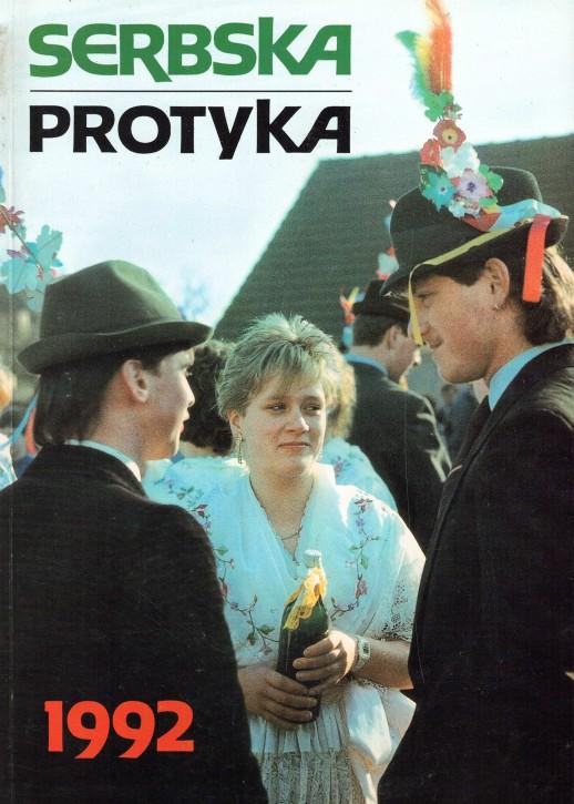 (A) Serbska Protyka 1992