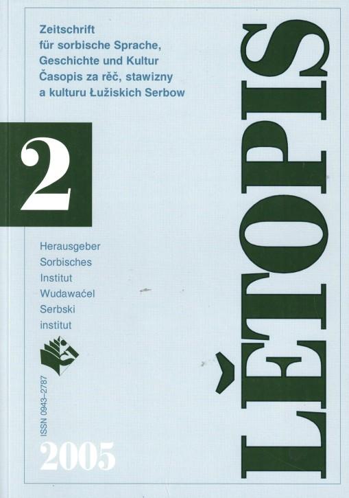 (A) Lětopis 2/2005