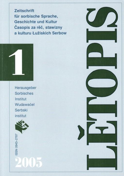 (A) Lětopis 1/2005