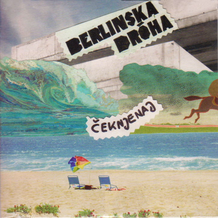 Berlinska Dróha - Ćeknjenaj/Čorna dróha