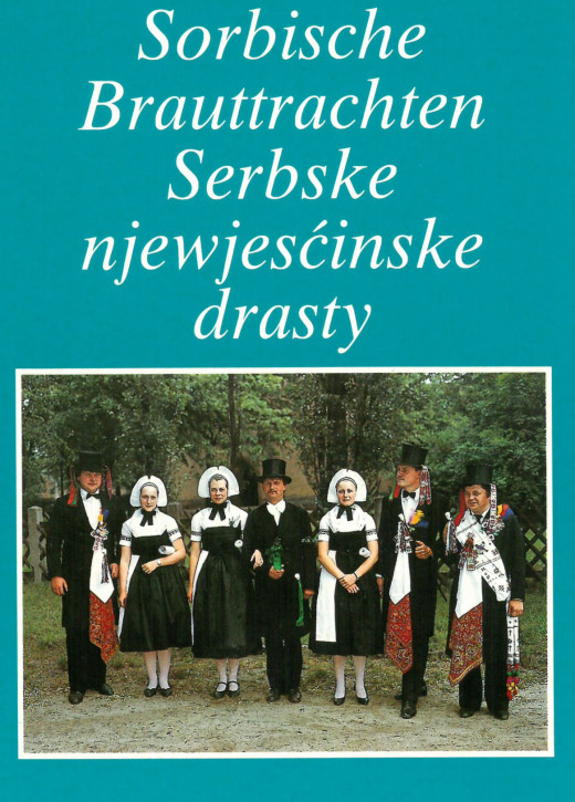 """""""Sorbische Brauttrachten"""" (L)"""