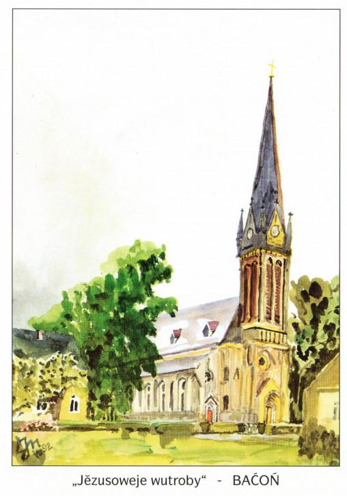 Katholische Pfarrkirche in Storcha