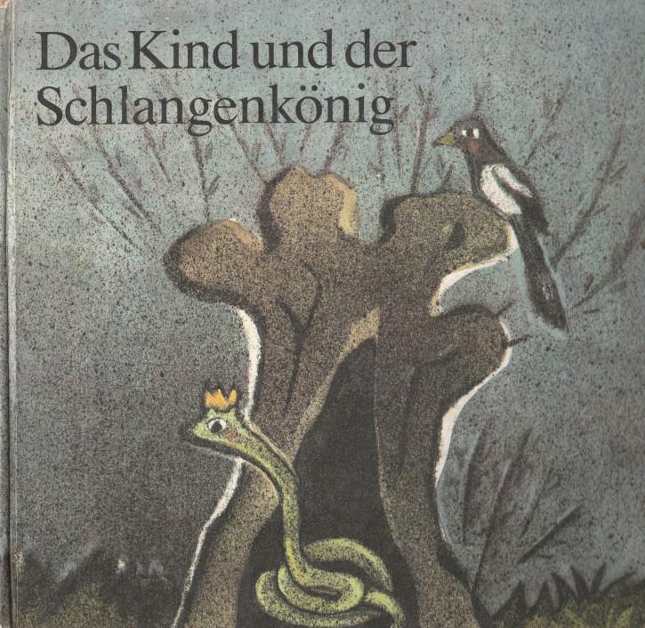 (A) Das Kind und der Schlangenkönig