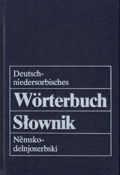(A) Deutsch-niedersorbisches Wörterbuch