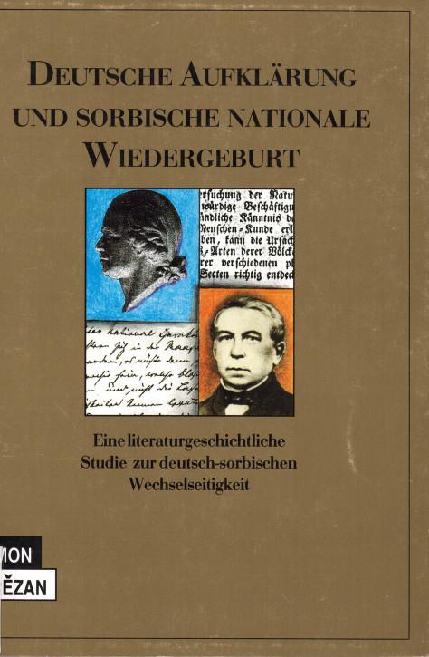 (A) Deutsche Aufklärung und sorbische nationale Wiedergeburt
