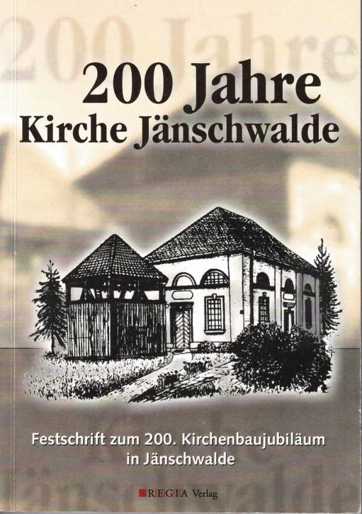 (A) 200 Jahre Kirche Jänschwalde