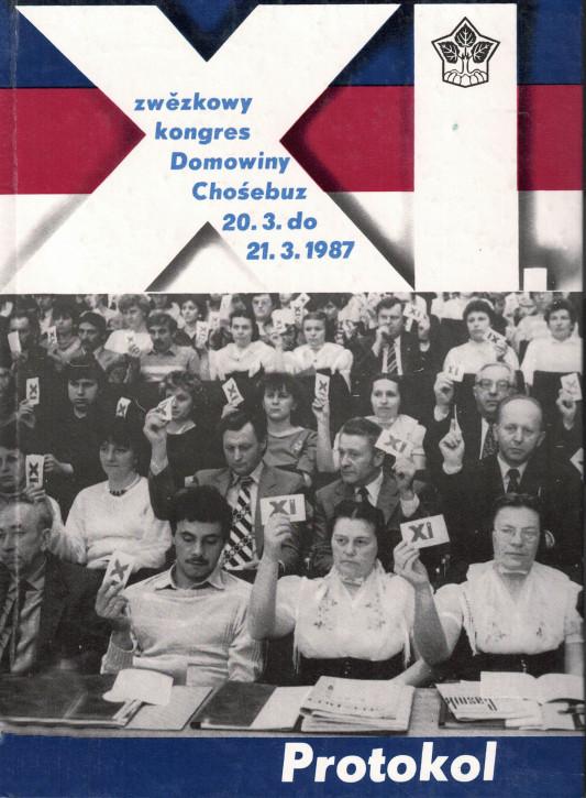 (A) Zwězkowy kongres Domowiny Chośebuz 1987