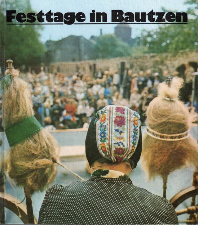 (A) Festtage in Bautzen