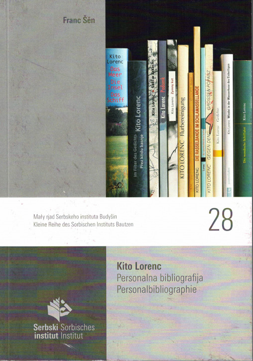 (A) Kito Lorenc. Personalbibliographie