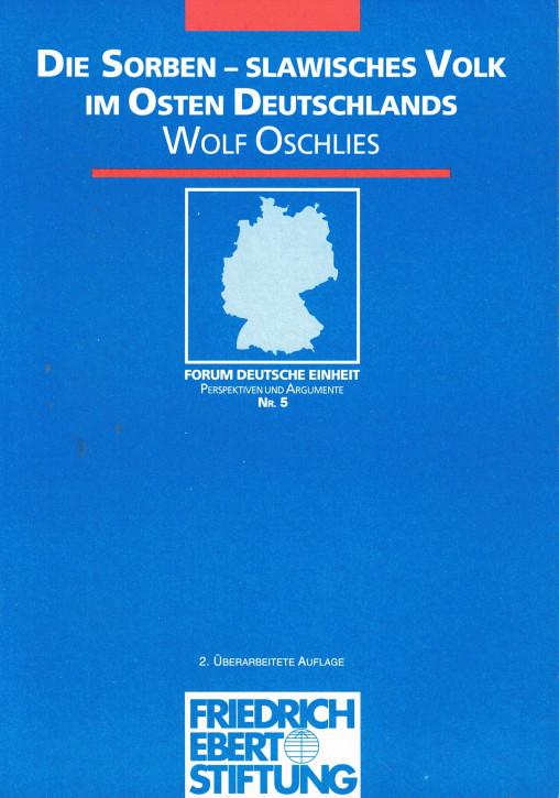 (A) Die Sorben - slawisches Volk im Osten Deutschlands