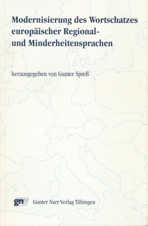(A) Modernisierung des Wortschatzes europäischer Regional- und Minderheitensprachen