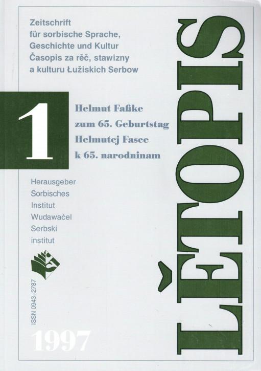 (A) Lětopis 1/1997