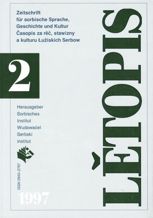 (A) Lětopis 2/1997