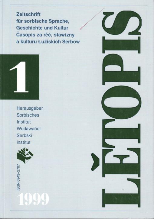 (A) Lětopis 1/1999