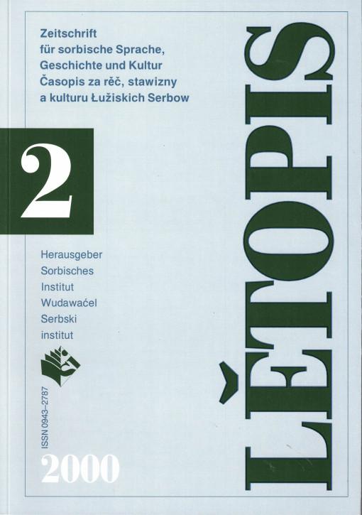 (A) Lětopis 2/2000