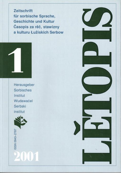(A) Lětopis 1/2001