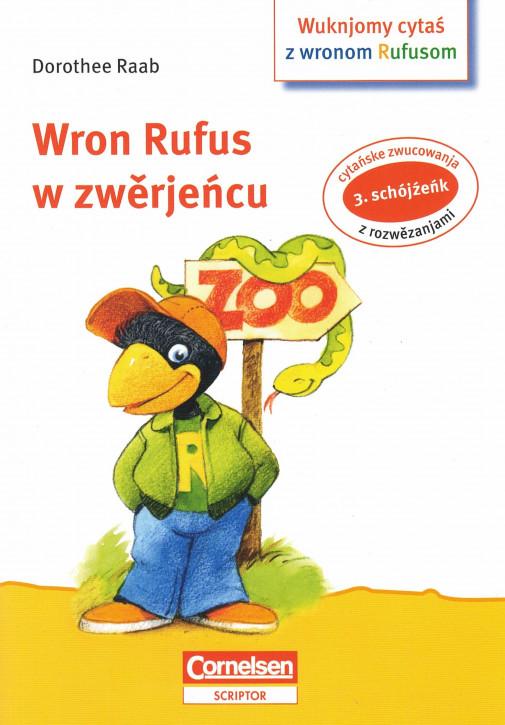 Wron Rufus w zwěrjeńcu (L)