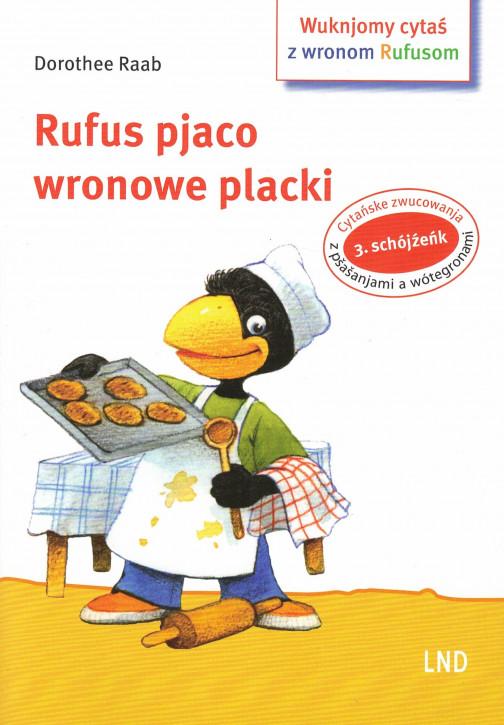 Wron Rufus pjaco wronowe placki (L)