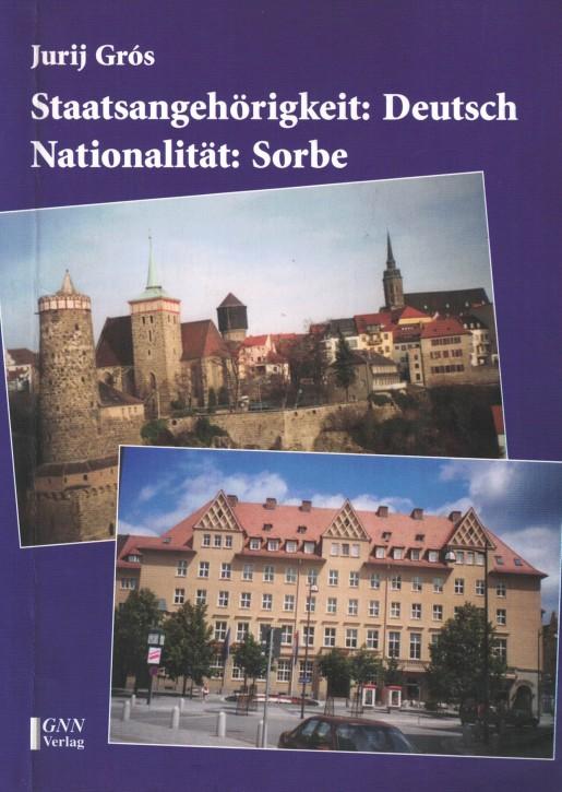 (A) Staatsangehörigkeit: Deutsch. Nationalität: Sorbe