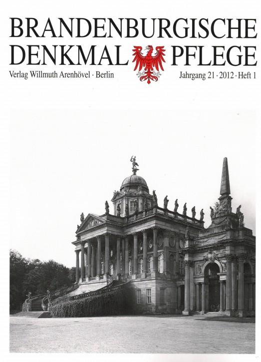 (A) Brandenburgische Denkmalpflege