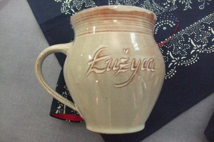 "Tasse ""Lužica - Łužyca"" (Lausitz)"