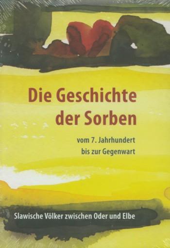 DVD Die Geschichte der Sorben - vom 7. Jahrhundert bis zur Gegenwart