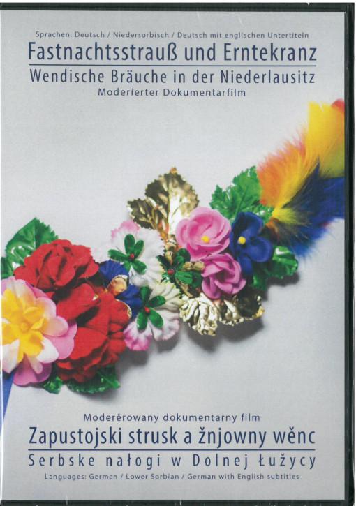 DVD Fastnachtsstrauß und Erntekranz (L)