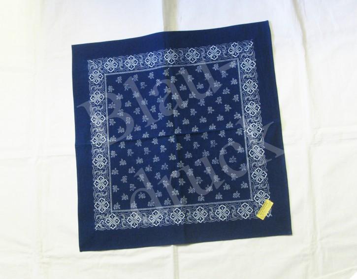 Tischdecke Blaudruck 60 x 60 cm (L)