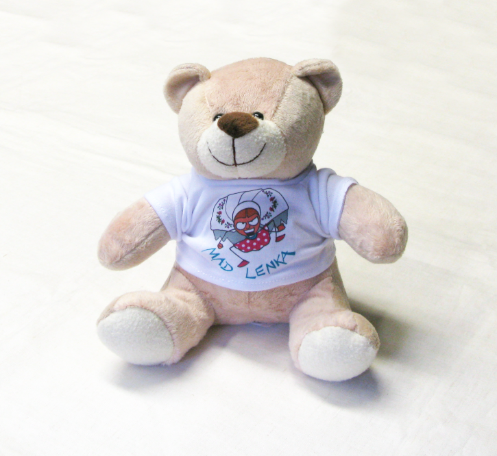 "Teddy ""Mad Lenka"" (L)"