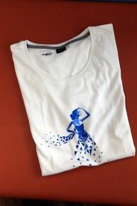 T-Shirt Origami