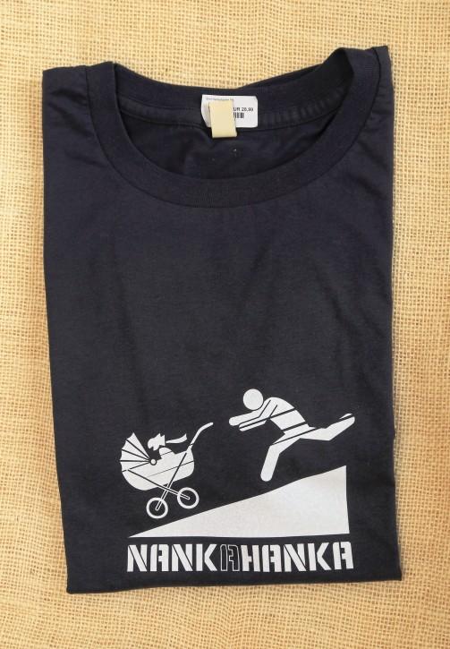 "Männer Bio-T-Shirt ""Nankahanka"""