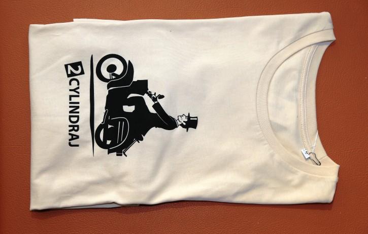 "Männer T-Shirt ""2 cylindraj"""