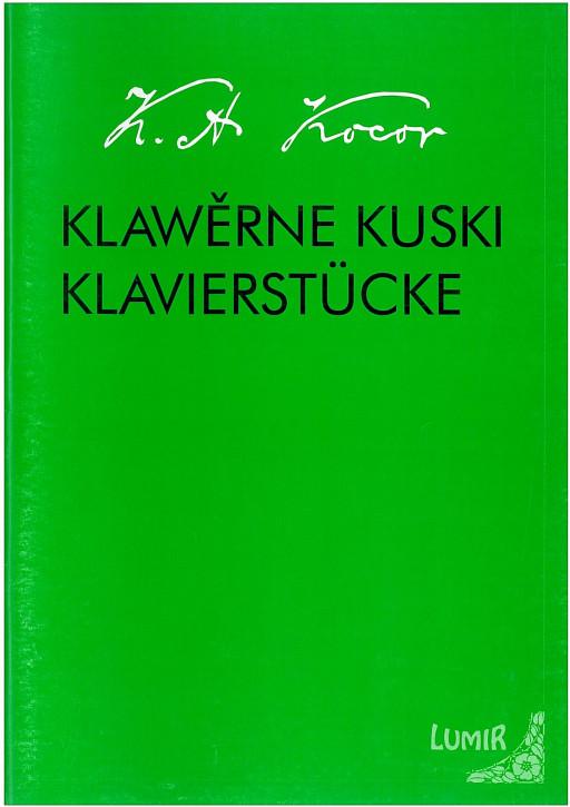 Klawěrne kuski - Klavierstücke (L)