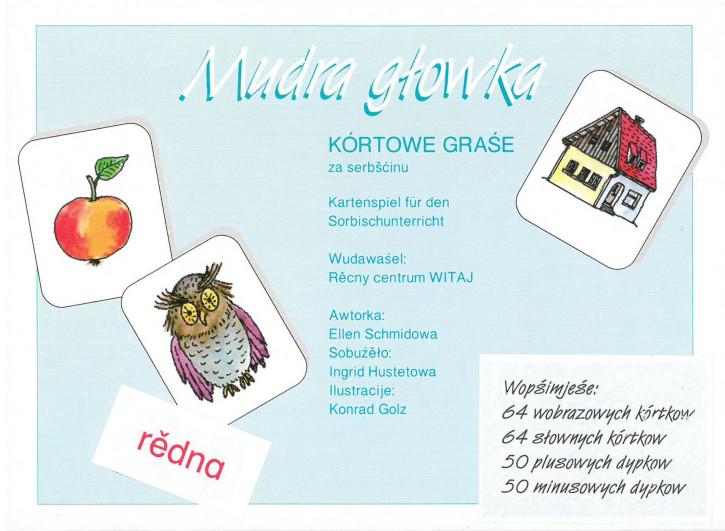 """Kartenspiel """"Mudra głowka"""" (L)"""