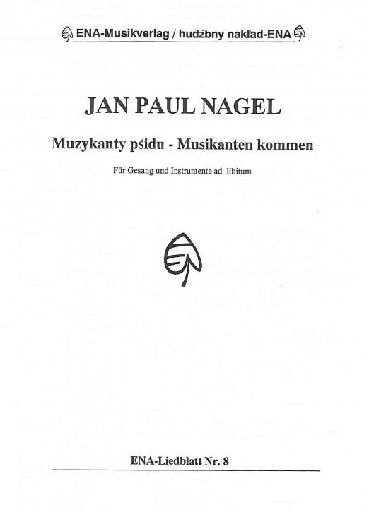 Muzykanty pśidu - Musikanten kommen (L)