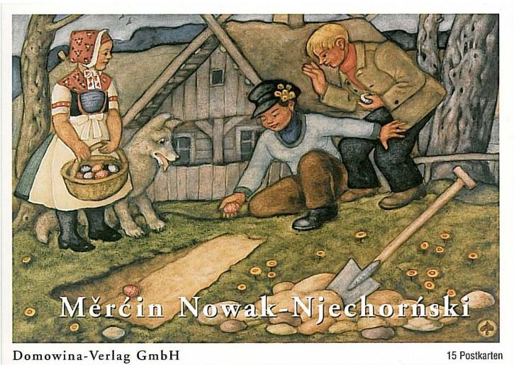 Měrćin Nowak Njechorński (L)
