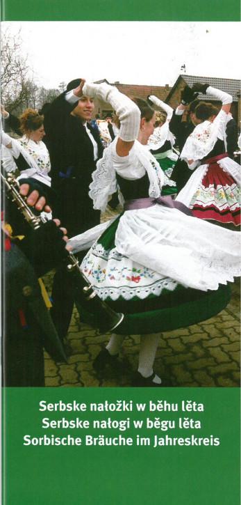 """""""Sorbische Bräuche im Jahreskreis"""" (L)"""