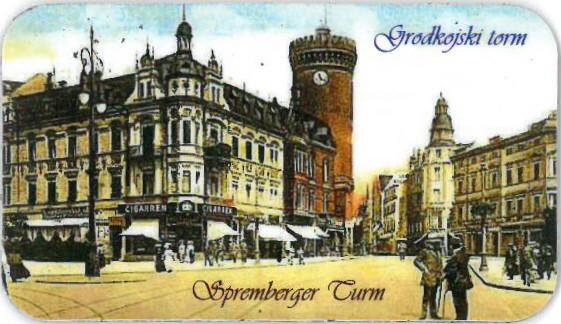 Magnet Spremberger Turm klein (L)