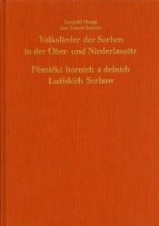 Volkslieder der Sorben in Ober- und Niederlausitz